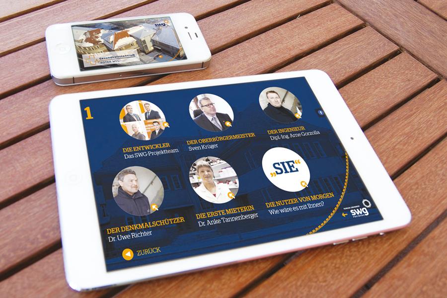 SWG Web-App